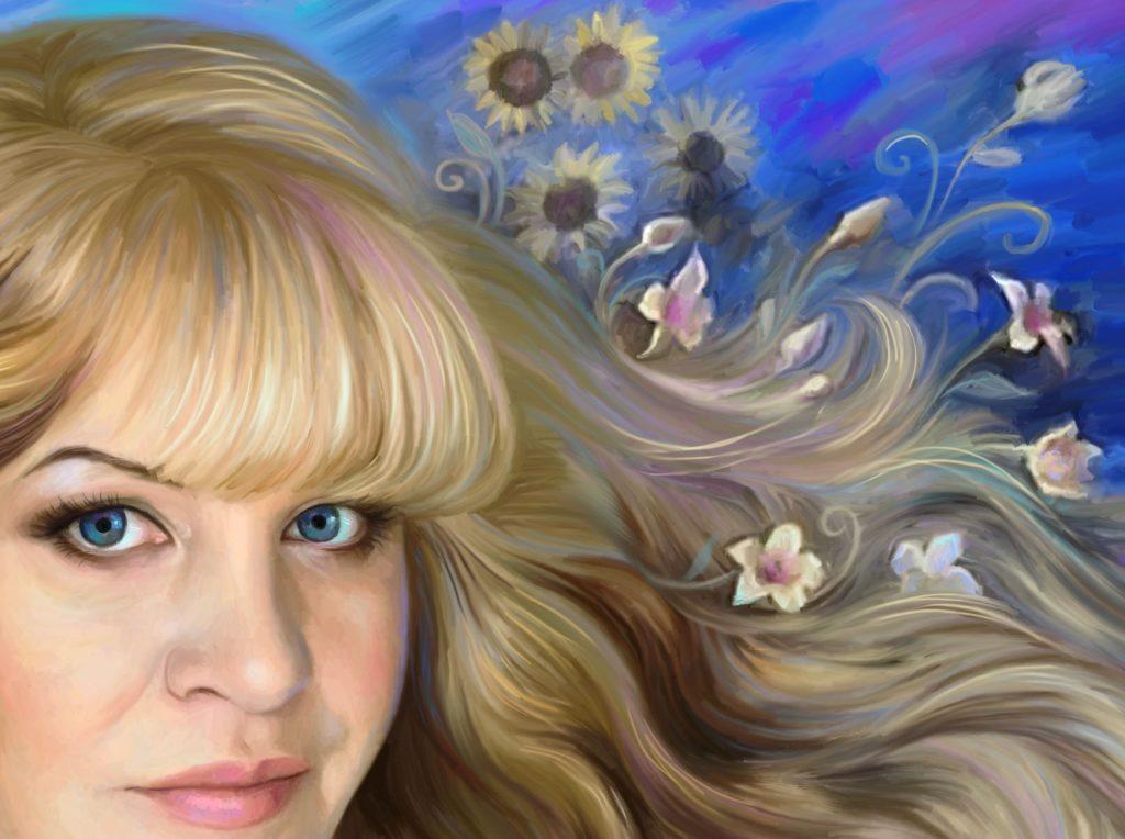 где заказать портрет на холсте в перми