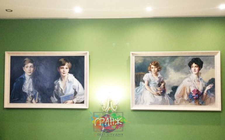 Репродукции картин купить Пермь